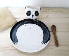Keramik Iris DegenZmorgen Set MABU / Panda