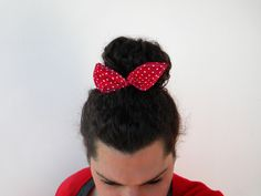 """What You'll Be CreatingUsamimi is a Japanese word combining """"usagi"""" and """"mimi"""", which together mean """"rabbit ears"""". You can wear this headband with lifted """"ears"""", as"""