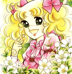 Candy Candy. 小甜甜. The only cartoon I ever enjoyed watching. It was like a soap opera. Watched it daily the 9 months that I lived in Taiwan.