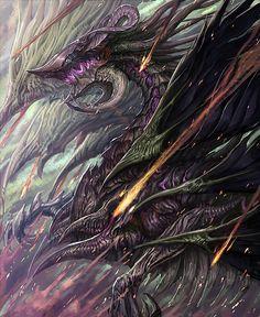 dragon by *artkingman on deviantART