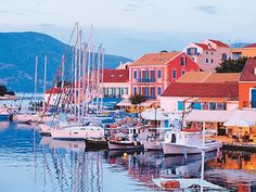 Fiscardo, Kefalonia .....been here it's gorgeous