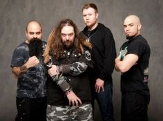 Soulfly - 	Max Cavalera - Vocals and Rhythm Guitar, Marc Rizzo - Lead Guitar, Tony Campos - Bass Guitar,  David Kinkade - Drums