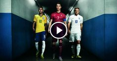 Cristiano Ronaldo in best NIKE commercial ever, Along with great names of soccer #fashion #style #stylish #love #me #cute #photooftheday #nails #hair #beauty #beautiful #design #model #dress #shoes #heels #styles #outfit #purse #jewelry #shopping #glam #cheerfriends #bestfriends #cheer #friends #indianapolis #cheerleader #allstarcheer #cheercomp  #sale #shop #onlineshopping #dance #cheers #cheerislife #beautyproducts #hairgoals #pink #hotpink #sparkle #heart #hairspray #hairstyles…