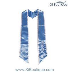 NEW! Seniors don't forget your Alpha Xi Delta Stoles for Graduation!