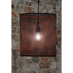 kapy rusty industrial pendant light