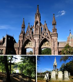 Green-Wood Cemetery is one of NYC's most hidden gems! Don't forget to stop by the nearest Duane Reade for more hidden gems!