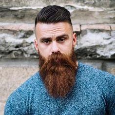 Yeard Beard Best Beard Shampoo, Best Beard Oil, Long Beard Styles, Beard Styles For Men, Long Hair Styles, Different Types Of Beards, Beard Pictures, Natural Beard Oil