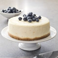 Lemon Cheesecake made in a slow cooker