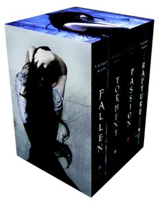 The Fallen Series Boxed Set - Hardcover - The Scholastic Store #Read11Books