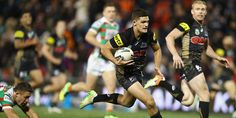 Nathan Cleary of the Panthers. returns to mt smart Photo / Getty