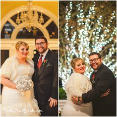 There are few times that I am truly stunned and blown away by a wedding, but I MUST say that this amazing winter wonderland wedding did just that. I was floored by how gorgeous the bride, groom and surroundings were in this wedding by Sam Hurd Photography. And I can't stop raving about the bride's…