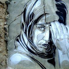 Art de rue à Fez au Maroc; Street Art in Fez in #Morocco ; Arte de la calle a la Fez Marruecos