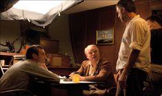 Joaquin Phoenix, Philip Seymour Hoffman, Paul Thomas Anderson - The Master set