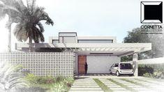 fachadas, modelos, sobrados, cornetta, arquitetura, casas premoldadas, casas prefabricadas, concreto aparente, alto padrão #modelosdecasasterrea