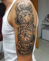 Afbeeldingsresultaat voor clock and dice tattoo