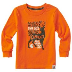 b72533d1498f Carhartt Toddler Boys  Always on the Trail Long Sleeve Shirt