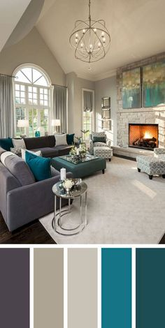 21 Living Room Color Schemes That Express Yourself. Uniquely colour combination in drawing room These living room color schemes will affect how the guests perceive the interior of your home. Let's enjoy these ideas and feel pleasure!