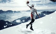 Fresh new 2560x1600 wallpaper of DeMar DeRozan flying for slam dunk, full size of wallpaper can be downloaded at - http://www.basketwallpapers.com/USA/DeMar-DeRozan/ :)