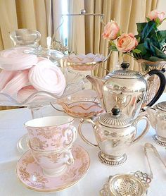 Afternoon tea - dinner party That is as beautiful as good - Comfortable home