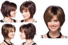 30 Cute Short Hairstyles | http://www.short-haircut.com/30-cute-short-hairstyles.html