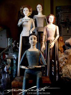 Greyfreth Santos Cage Dolls