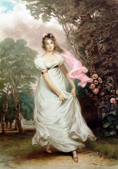 La rígida moral victoriana comenzó a asociar el maquillaje como un signo de vulgaridad propio de cortesanas y prostitutas, y por ese motivo, ninguna mujer que se considerase elegante y decente debía utilizarlos.