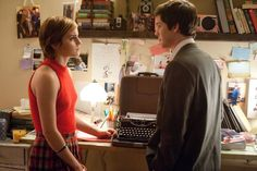 This is a picture from the coming movie adaption of The Perks of Being a Wallflower. Can't wait! The person who wrote the book actually wrote the screenplay!