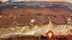 Receita de bolo simples - Bolo de cenoura com calda de chocolate crocante - (Aquela durinha) - Chocolates, Mousse, Pizza, Coco, Tiramisu, Cookie Recipes, Cupcake Cakes, Cupcakes, Cheesecake