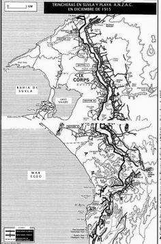 Cartografia (1)Trenches Gallipoli