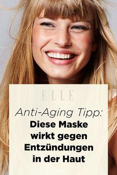 Anti-Aging: Eine Maske, die regeneriert und effektiv pflegt, ist ein absolutes Must-have in der Hautpflege – gerade im Winter #haut #falten #hautpflege #winter #kosmetik
