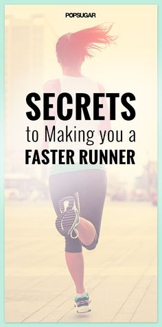 So You Want to Run Faster? These 3 Methods Will Help #correres #deporte #sport #fitness #running