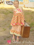 Lillybelles closet dress!! Emmah modeling