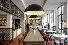 CiCO Canteen by Studiomfd | #restaurantdesign #restaurantinterior #interiordesign