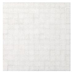"Complete Tile Collection Square Mosaic, 3/8"" Square Interlocking Mosaic, MI#: 039-S2-400-359, Color: Thassos"