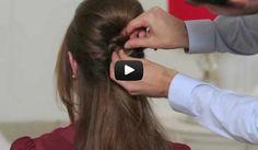 Amy Winehouse DIY Beehive Hairstyle Video Tutorial
