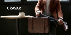 CRAVAR — Leather Bags and Accessories