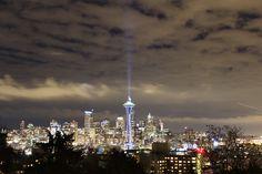 Noche de juego en Seattle