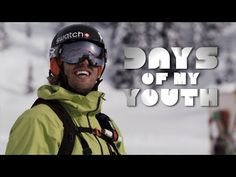 """This week's MSP Mondays remixes Cody Townsend's shots from """"Days of My Youth,"""" produced by Red Bull Media House and MSP Films."""