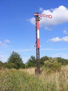 an abandoned semaphore, signifying nothing, to nobody.