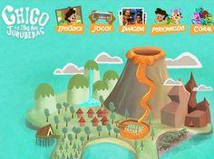 Chico na Ilha dos Jurubebas venceu categoria Jogo Educativo na SBGames (Foto: Reprodução/Internet)