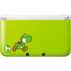 3DS XL Limited Edition - Yoshi Editon - Front