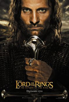 Directed by Peter Jackson. With Elijah Wood, Viggo Mortensen, Ian McKellen, Orlando Bloom. Gandalf and Aragorn lead the World of Men against Sauron's army to draw his gaze from Frodo and Sam as they approach Mount Doom with the One Ring. Viggo Mortensen, Love Movie, Movie Tv, Movies Showing, Movies And Tv Shows, The Lord Of The Rings, Beau Film, Jackson, The Blues Brothers