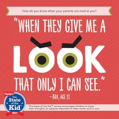 """Have you mastered """"the look""""? #StateOfTheKid"""