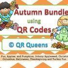 Autumn Bundle using QR Codes