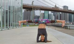 4 Fun Ways To Rock Your Headstand Practice