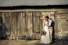 Megan and Adam – Yandina Station wedding photography