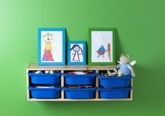 Three storage systems for kids: Budget, midrange and investment
