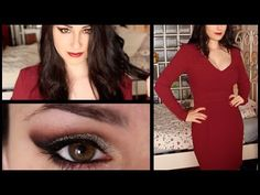 Regina Mills | Evil Queen inspired Makeup, Hair and Outfit ♡ Beauty and the Series - YouTube