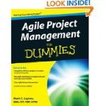 Agile Project Management for Dummies is a clear, step-by-step guide that introduces agile approaches, tools, and techniques. The book explains to the readers how to apply a PM style that can keep up with fast-paced technology and market requirements and still produce products quickly. It is a practical reference that provides not only theories but also practical suggestions on how to apply agile principles and when to apply it while avoiding possible problems.