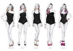 Secretos de Chicas, Patry Jordan (Penguin Random House) on Behance